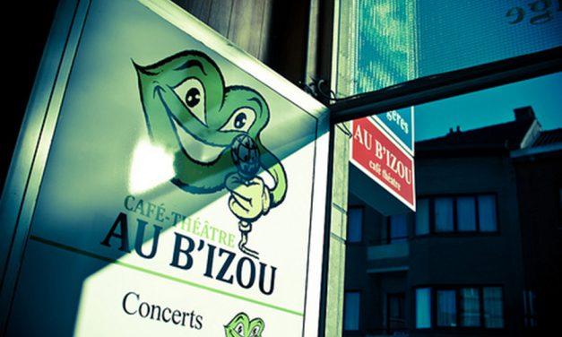 Baisers du B'izou de Bruxelles