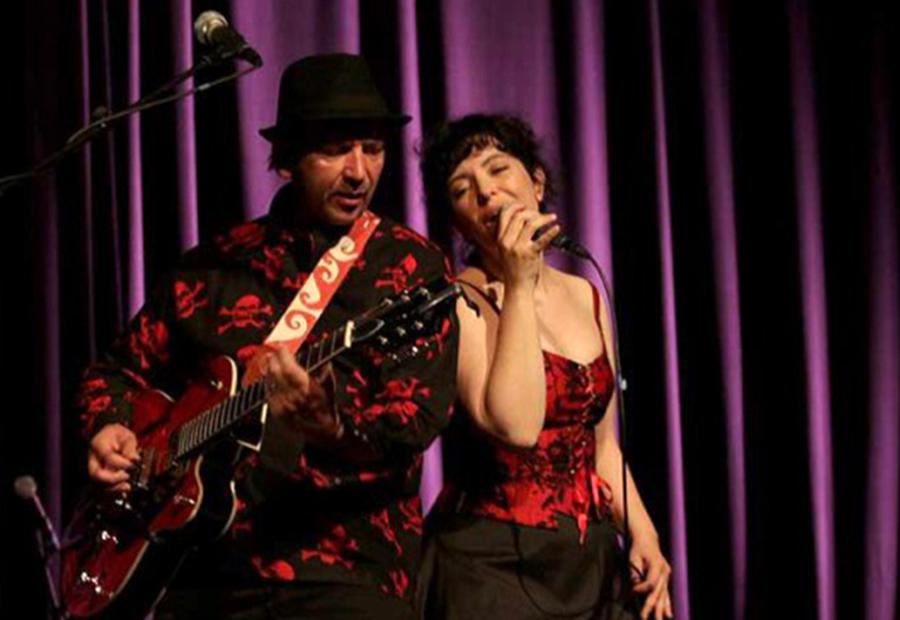 Coup de cœur pour Thierry Chazelle et Lili Cros ! (© Patrick Boez)
