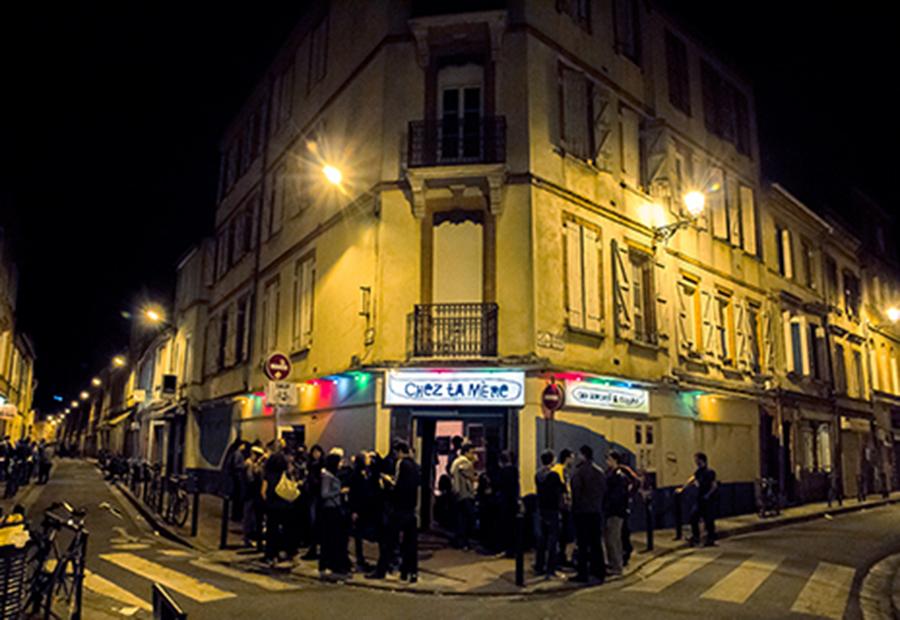 « Chez ta mère », Toulouse (© droits réservés)