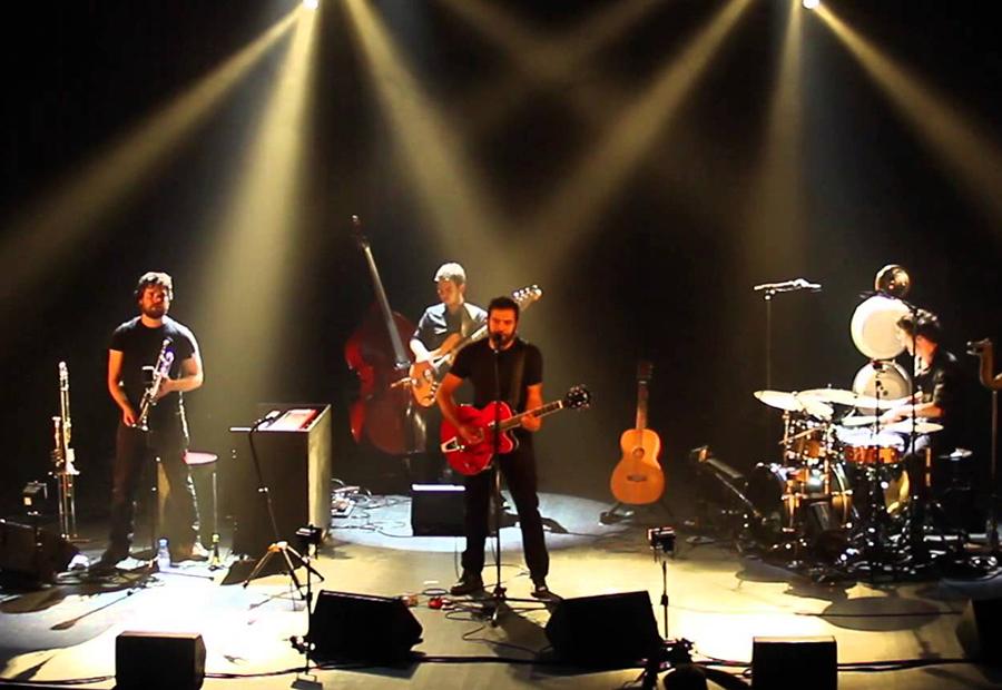 Festival Bernard Dimey 2013, pas si fou que ça Monsieur Chouf ! (Ⓒ droits réservés)