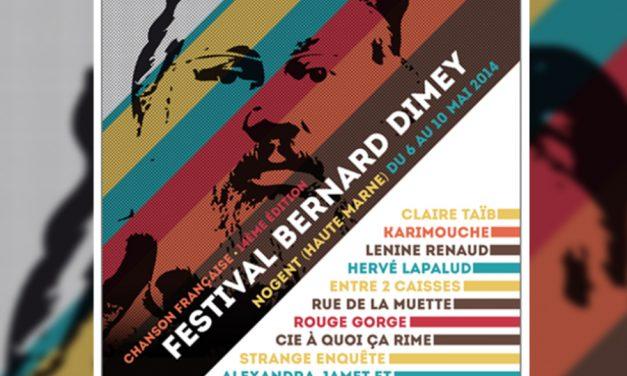 14<sup>e</sup> Festival Bernard Dimey à Nogent – une édition qui balance!