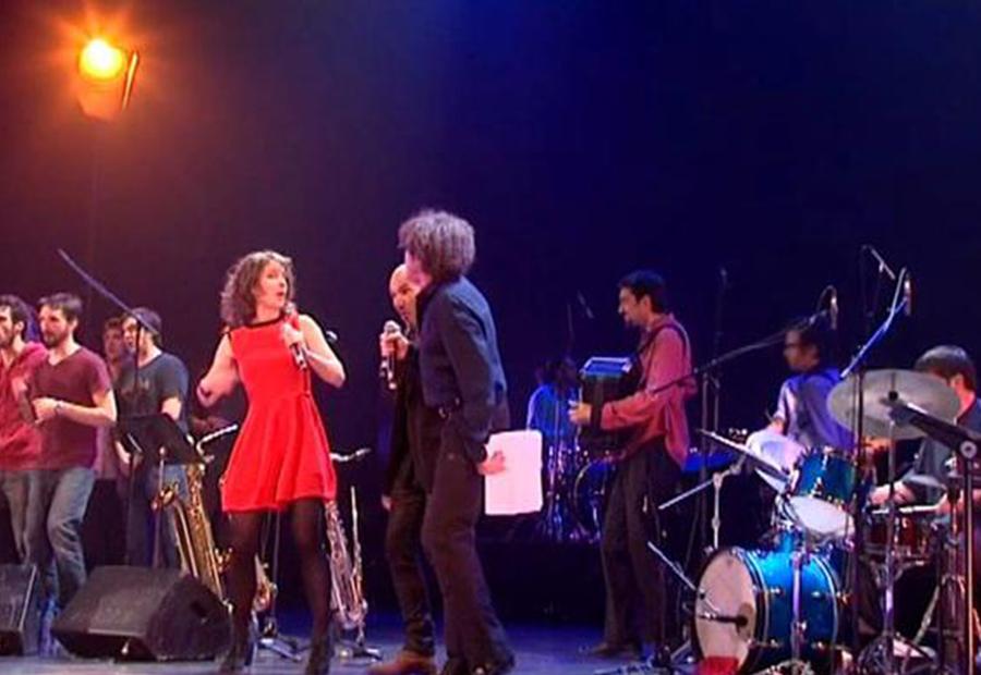 De Claude à Nougaro, un concert de folie (© France 3 Culturebox)