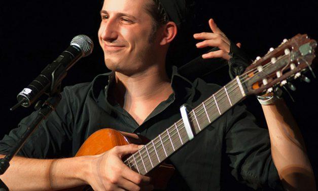 Pierrick Vivares, chansons en campagne
