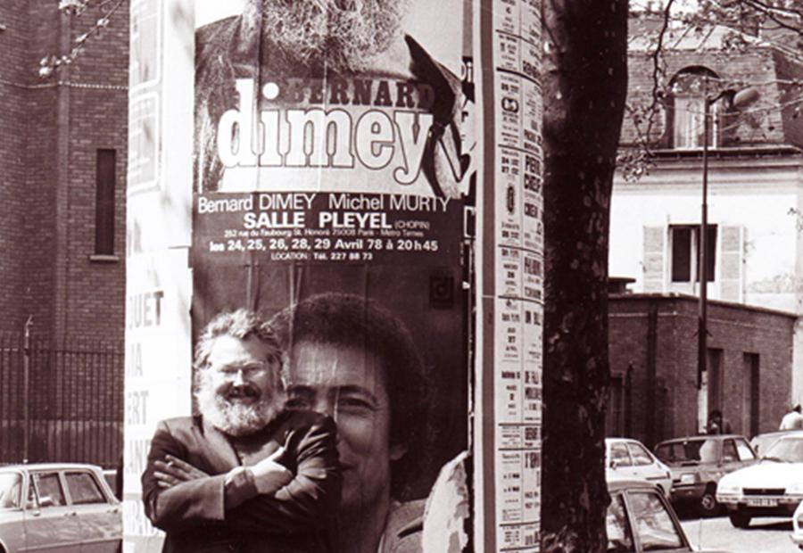 Bernard Dimey (© droits réservés)