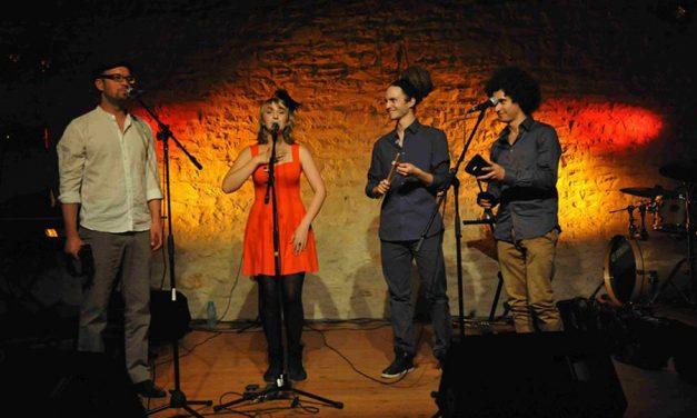 Claire Gimatt quartet, les promesses d'une grande