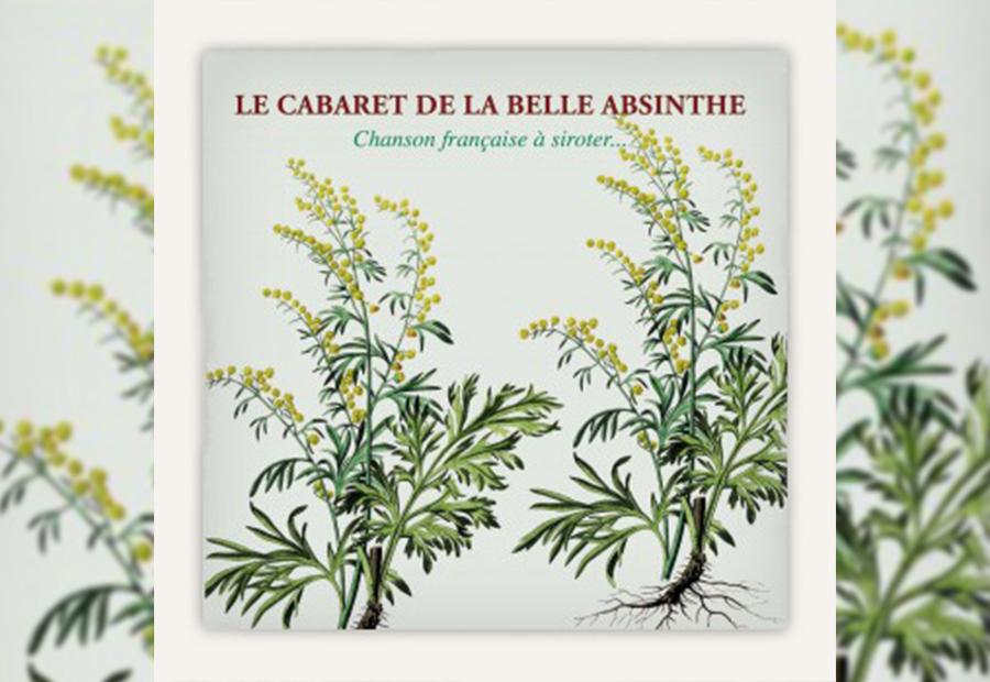 EP - Le Cabaret de la Belle Absinthe (© droits réservés)