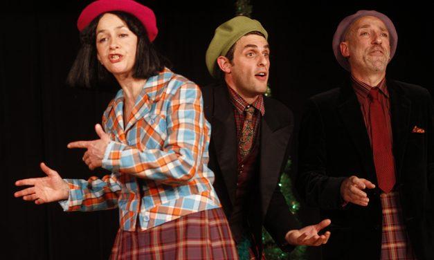 Les Cyranoïaques, cabaret délicieusement crétin