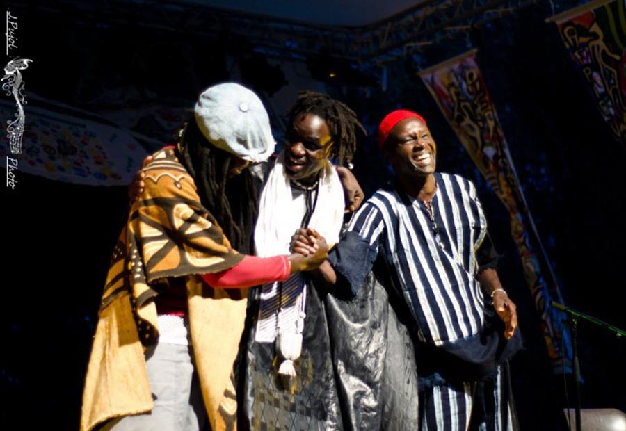 Boubacar Ndiaye, la parole enchantée du griot