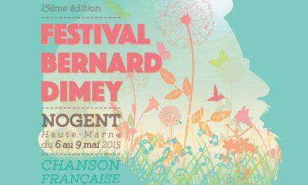 Festival Bernard Dimey 2015 – Mai, le joli mai chez Dimey