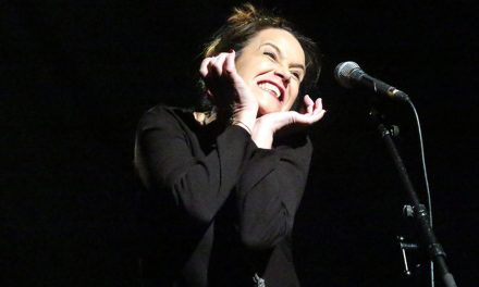 Festival Bernard Dimey 2015 – Gaëlle Vignaux, funambule en scène