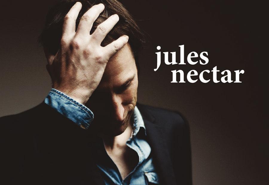 Pochette de l'EP de Jules Nectar (© droits réservés)