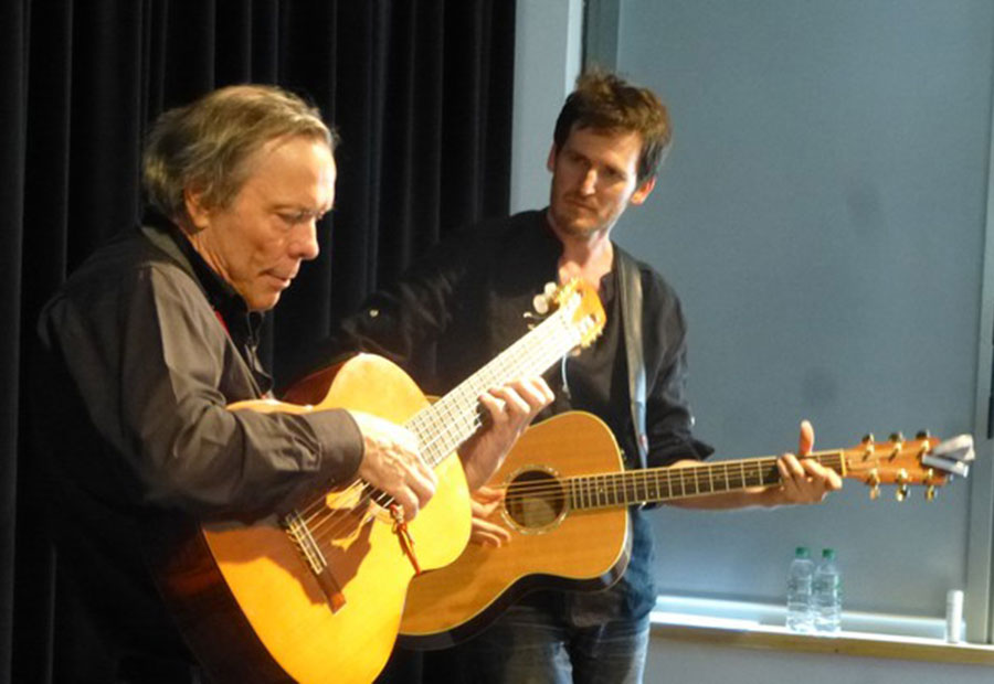 Blanzat 2015 – Frédéric Bobin et Pierre Delorme, nostalgic song