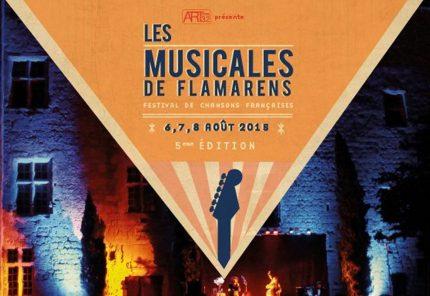 Les Musicales de Flamarens, 2015(©droits réservés)