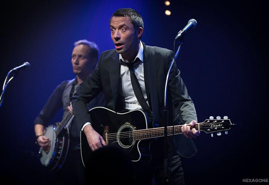 Jules et le Vilain Orchestra: chansons pour la rigolade?