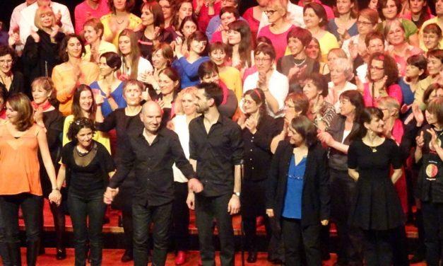 15ème Détours de Chant, Badaboum, atout chœurs