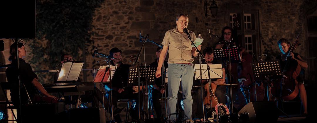 Matthias Vincenot & l'Ensemble décOUVRIR, un détour vers le rêve (Ⓒ droits réservés)
