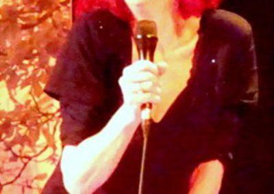 La Rouquiquinante, quelque chose de la môme Piaf (© droits réservés)