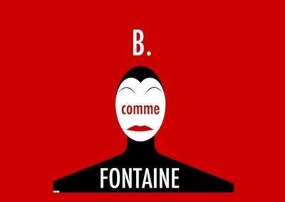 B. comme Fontaine, un quartet vertigineux (© Hervé Suhubiette)