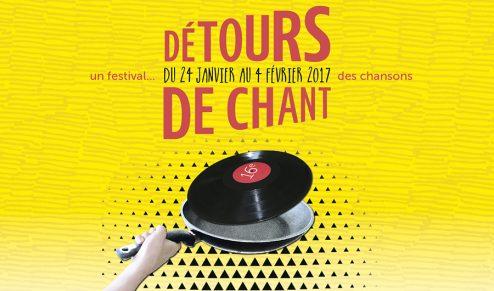 Festival Détours de Chant (Toulouse) du 24 janvier au 4 février 2017