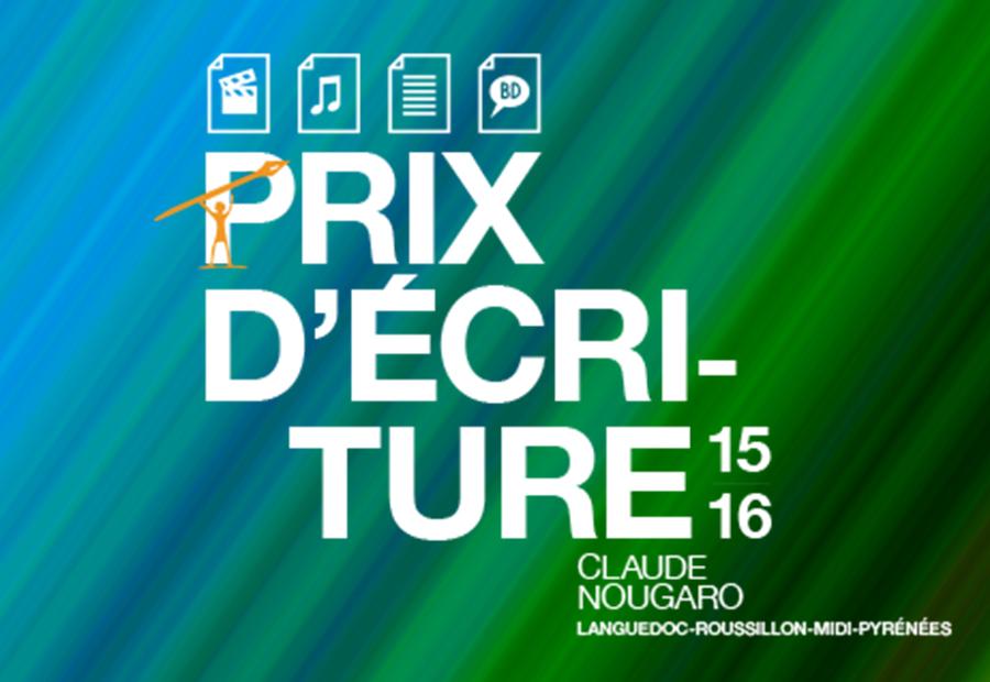 Prix d'écriture Claude Nougaro - 2016