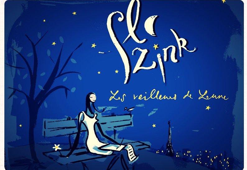 Flo Zink, couleur menthe à l'eau