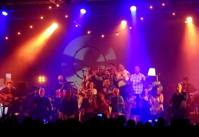20<sup>e</sup> Festival des Voix – Mouss & Hakim, au nom du père