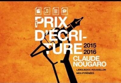 10<sup>e</sup> Prix d'écriture Claude Nougaro, des lendemains qui chantent