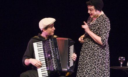 15ème Détours de Chant, Lady Raymonde aux Amériques