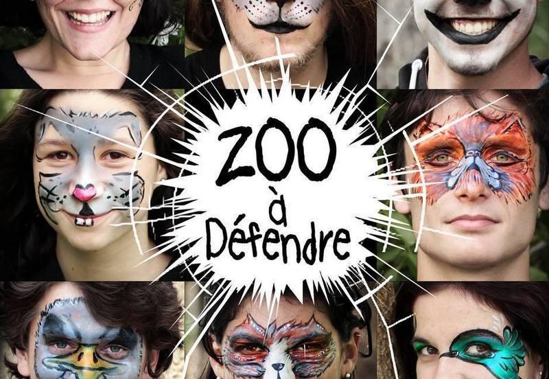 Atelier disque 09, Zoo à défendre (© Aurélie Ribeiro da Cruz)