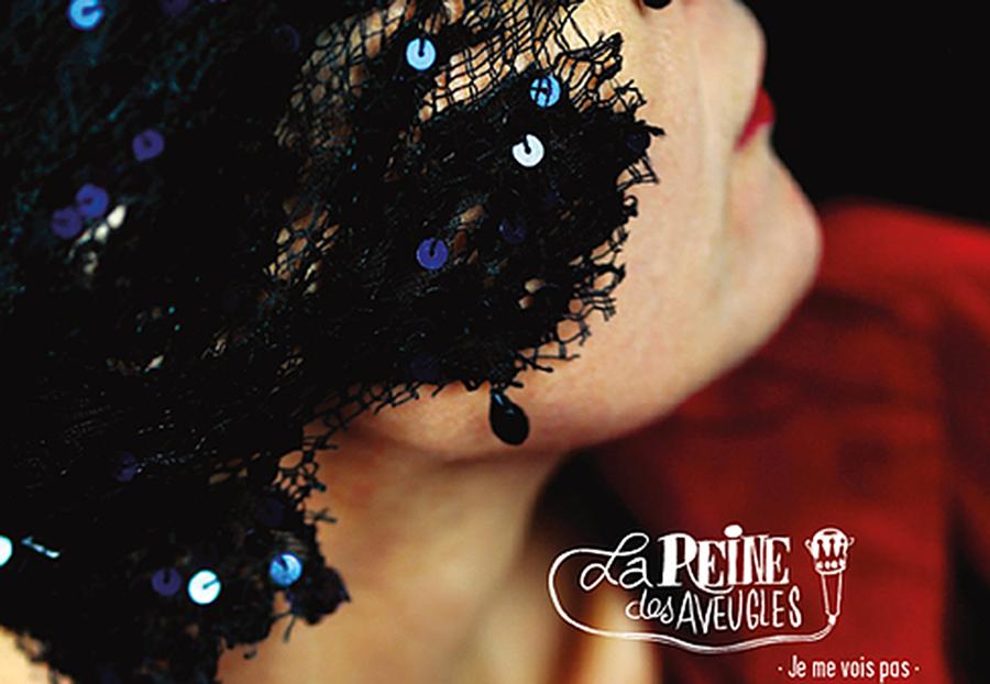 La reine des aveugles, couverture album (© Jean-Pierre Montagné)