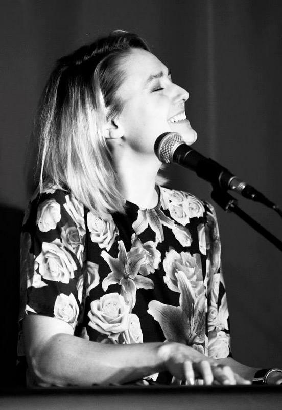 Rosie Marie, Piano voix (© Pauline Penicaud)