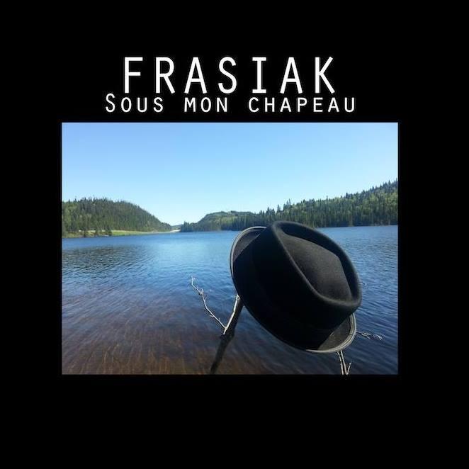 Eric Frasiak– Sous mon chapeau (©Eric Frasiak)