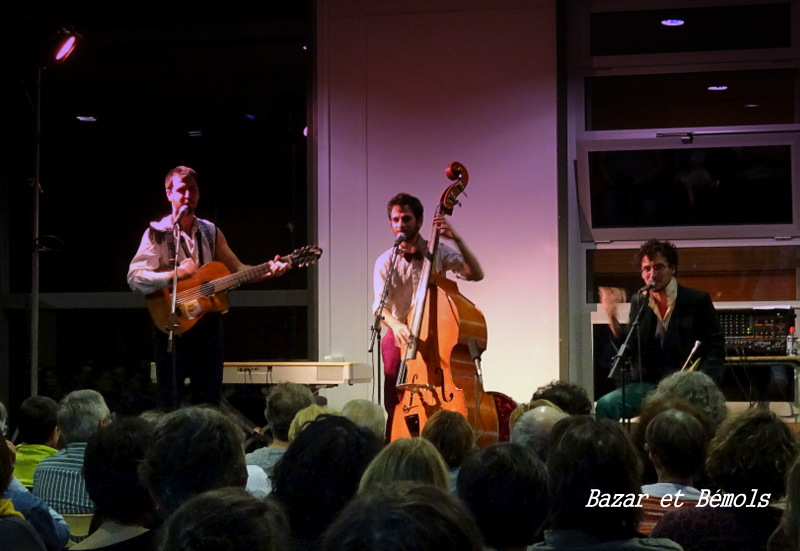 Chantons sous les toits 2017 – Bazar & Bémols (© Claude Fèvre)