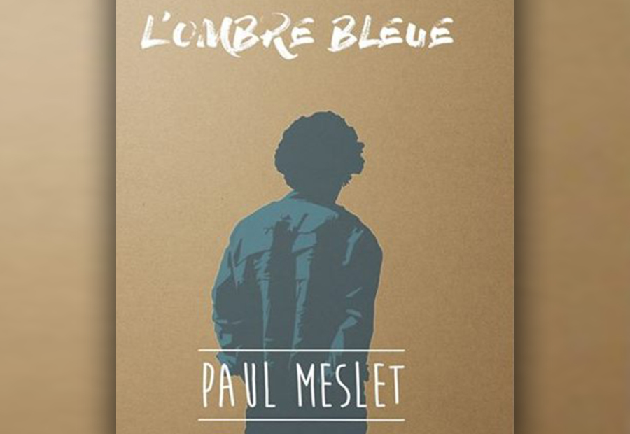 Paul Meslet, L'ombre Bleue (© Emmanuel Meslet – Olivier Coiffard)