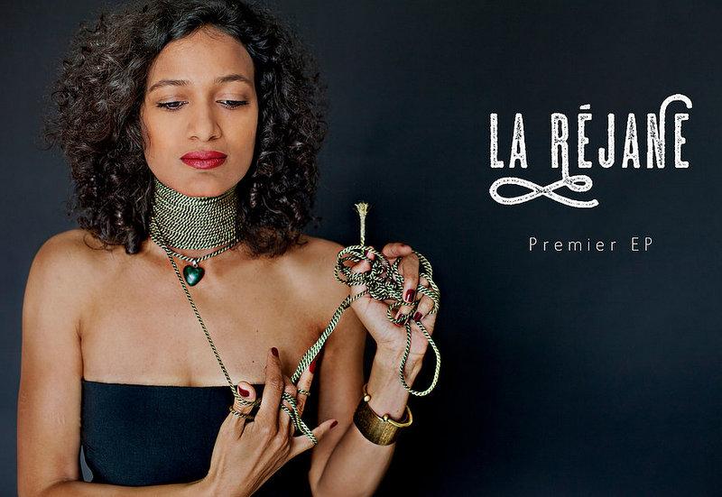 La Réjane, premier EP (© Annsophie Lombrail)