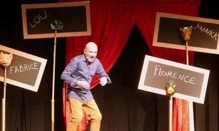 16<sup>e</sup> Détours de Chant – Hervé Suhubiette, histoire d'un Chanteur-Magicien expliquée aux enfants