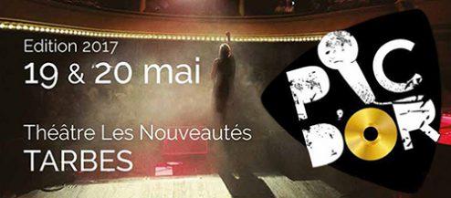Affiche du Pic d'Or à Tarbes (Hautes-Pyrénées) du 19 au 20 mai 2017