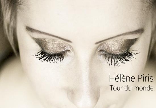 Hélène Piris, l'amour jusqu'au bout des cils