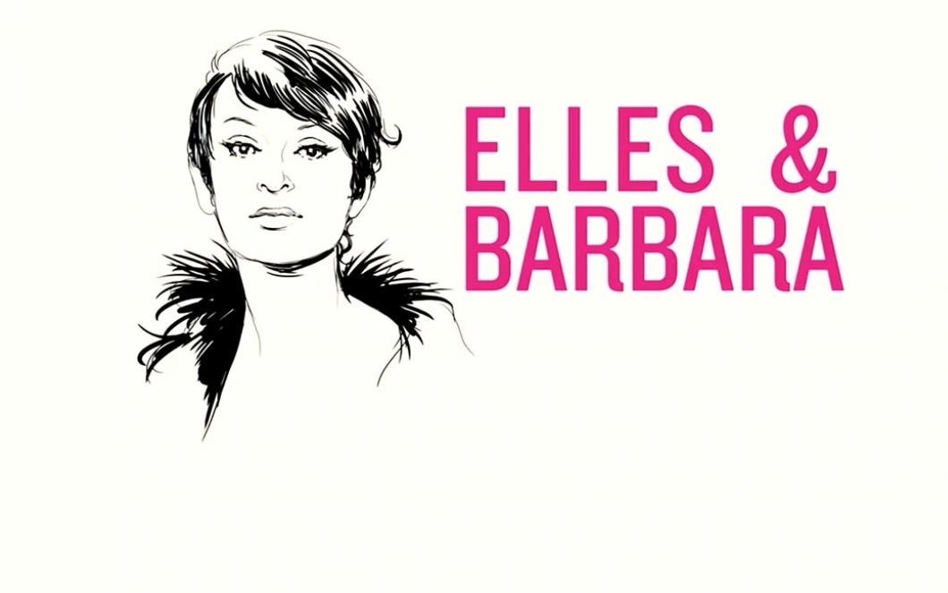 Elles & Barbara, juin 2017 (© Stéphane Manel/Le Studio be-poles)