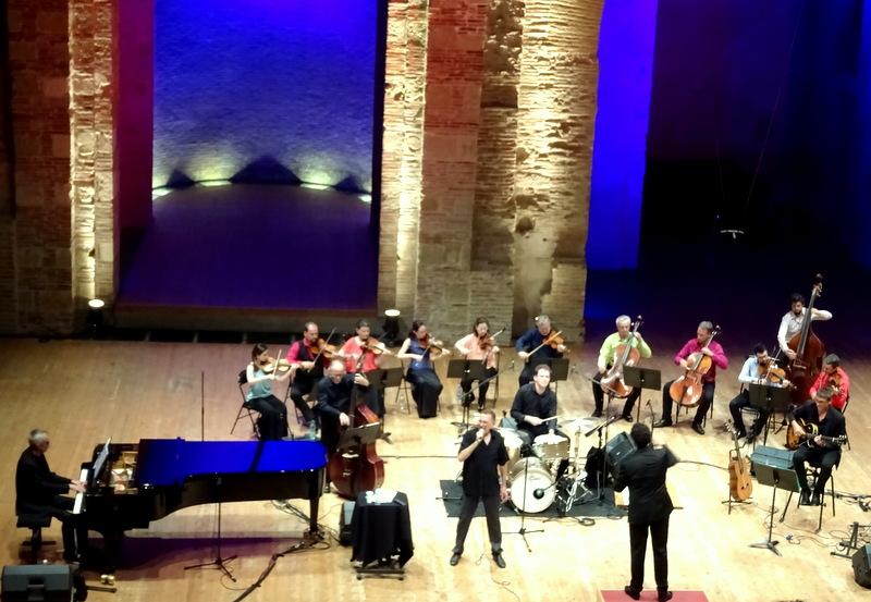 Ô Quintet & l'Orchestre de Chambre de Toulouse, Nougaro, au-delà des frontières