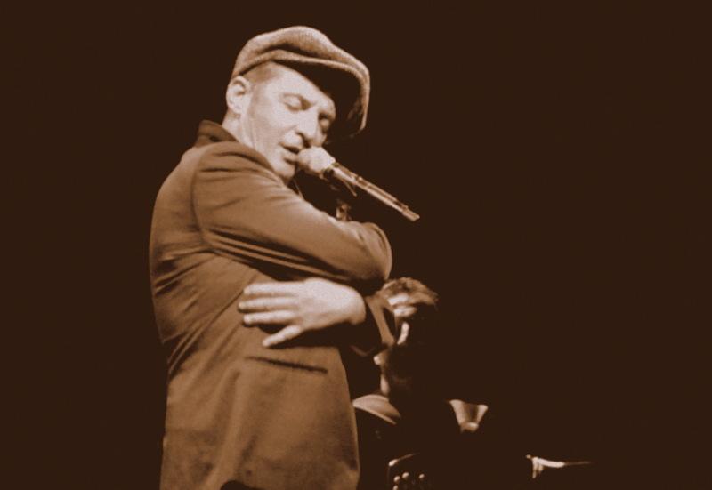 Barjac m'en Chante 2017 – Yves Jamait, en équilibre sur le fil du temps