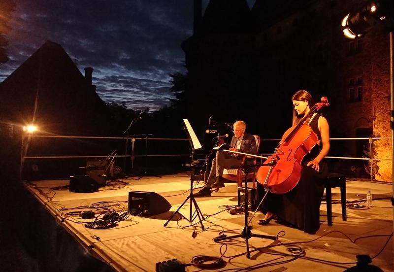 15e Festival DécOUVRIR (2017) – Patrick Poivre d'Arvor (© Dom Condou)