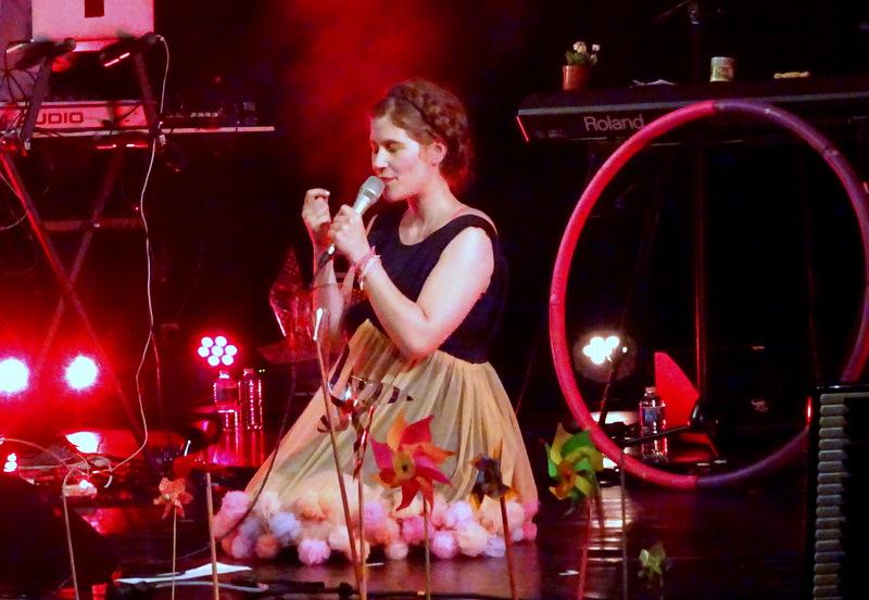 15<sup>e</sup> Festival DécOUVRIR – Le grand charivari de Léopoldine HH