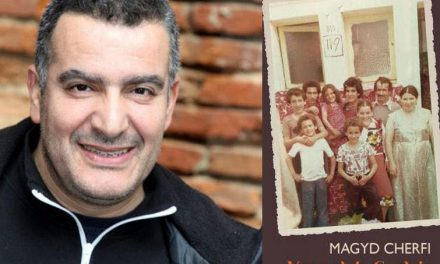 9<sup>e</sup> Festival un bol d'Air S – Magyd Cherfi, assoiffé de mots solidaires