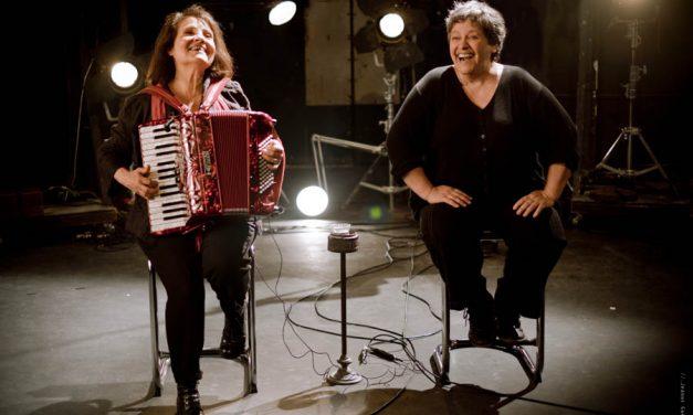 Michèle Bernard & Monique Brun, Même avec une épée en bois…