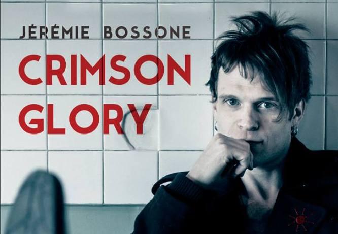 Crimson Glory – 2018 –Jérémie Bossone (© David Desreumaux – LamaO Editions)