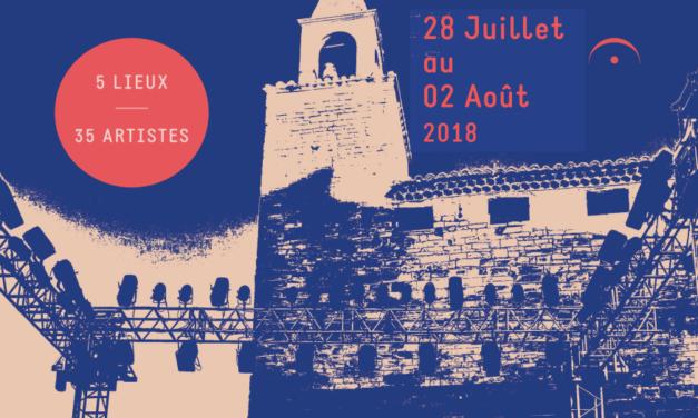 Barjac m'en chante – Festival Chansons de caractère (Gard) du 28 juillet au 2 août 2018