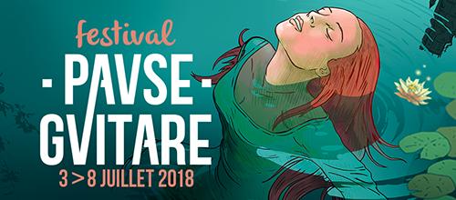 Pause Guitare, Prix Magyd Cherfi - du 3 au 8 juillet 2018