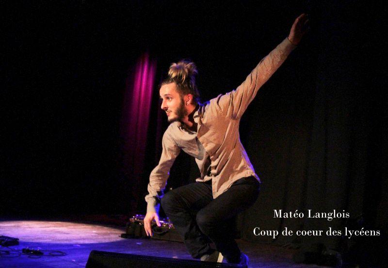 Détours de Chant 2019 –  Coups de pousses – Matéo Langlois (© René Pagès)