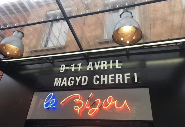 Magyd Cherfi –30 ans du Bijou – 2019  (© Le Bijou )
